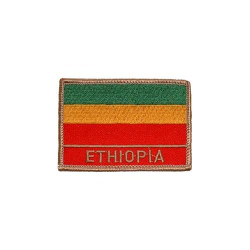 Patch-Ethiopia Rectangle