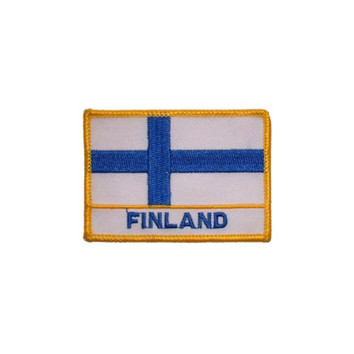 Patch-Finland Rectangle