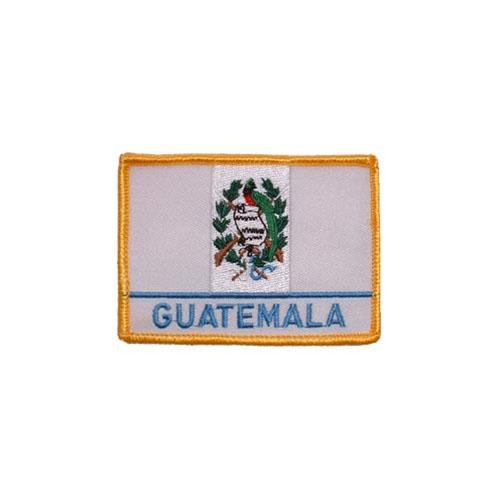 Patch-Guatemala Rectangle