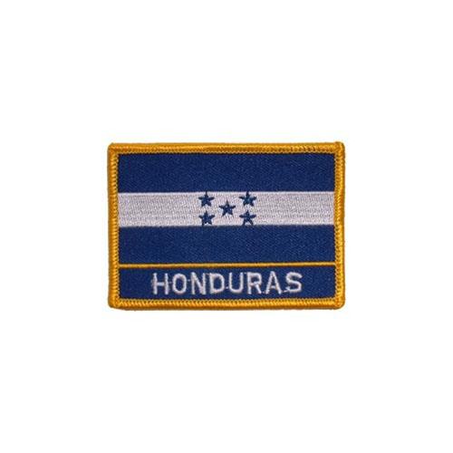Patch-Honduras Rectangle