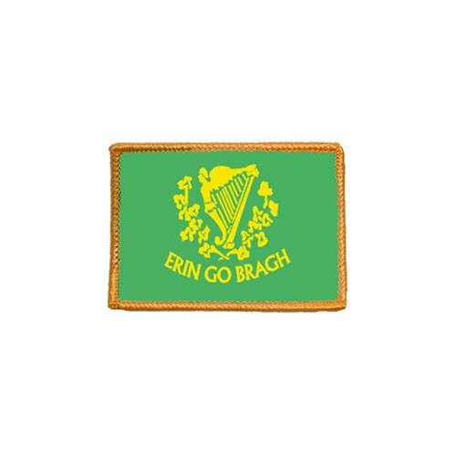 Patch-Irish,Erin/Bragh Rectangle