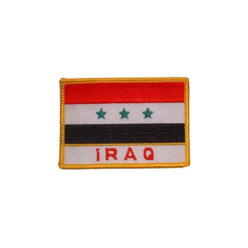 Patch-Iraq Rectangle