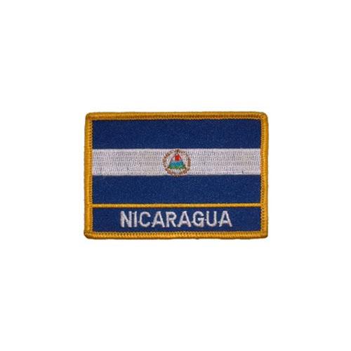 Patch-Nicaragua Rectangle