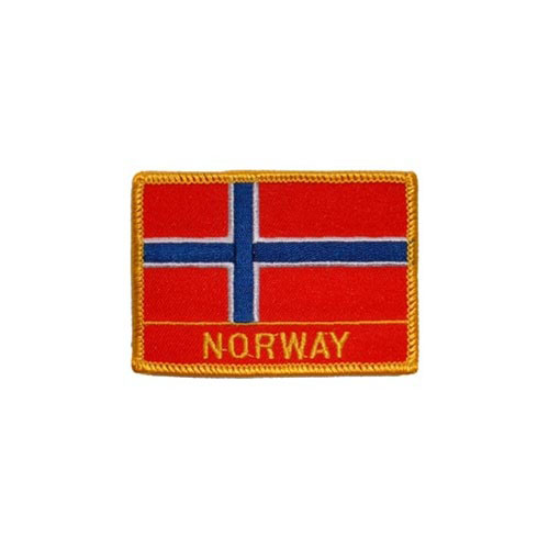 Patch-Norway Rectangle