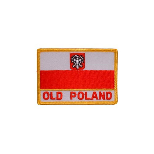 Patch-Poland,Old Rectangle