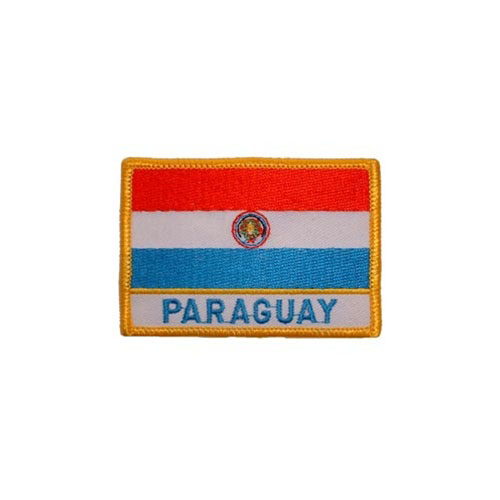 Patch-Paraguay Rectangle