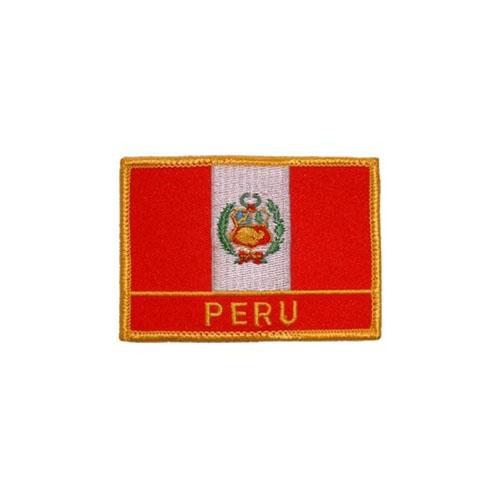 Patch-Peru Rectangle