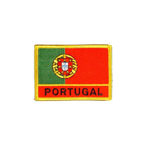 Patch-Portugal Rectangle