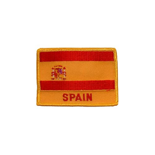 Patch-Spain Rectangle