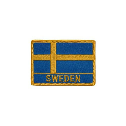 Patch-Sweden Rectangle