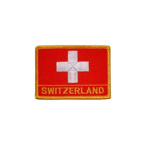 Patch-Switzerland Rectangle