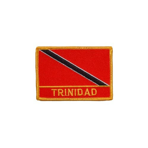 Patch-Trinidad Rectangle