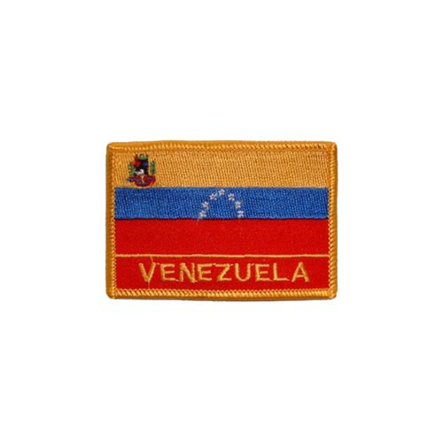 Patch-Venezuela Rectangle