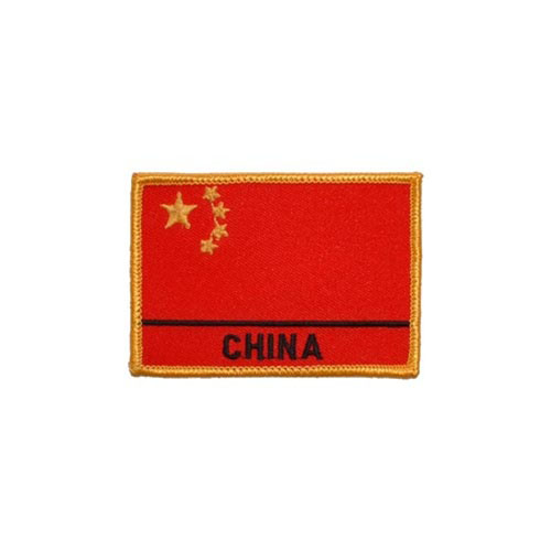 Patch-China Rectangle