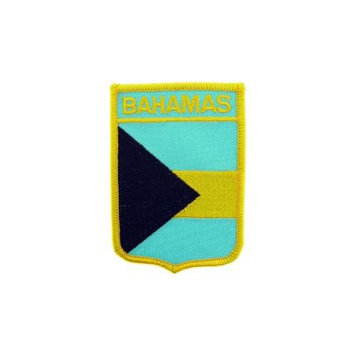 Patch-Bahamas Shield