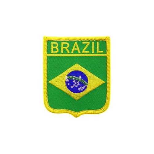 Patch-Brazil Shield