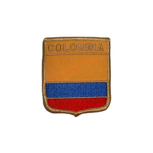 Patch-Colombia Shield