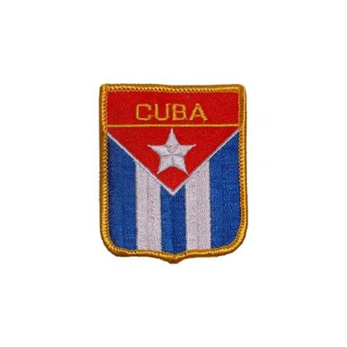 Patch-Cuba Shield