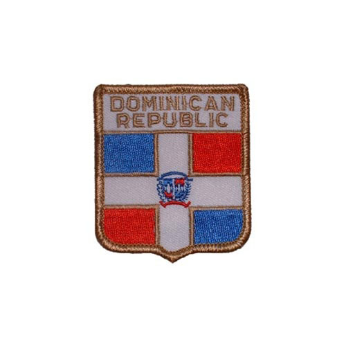 Patch-Dominican R. Shield
