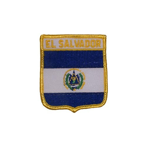 Patch-El Salvador Shield