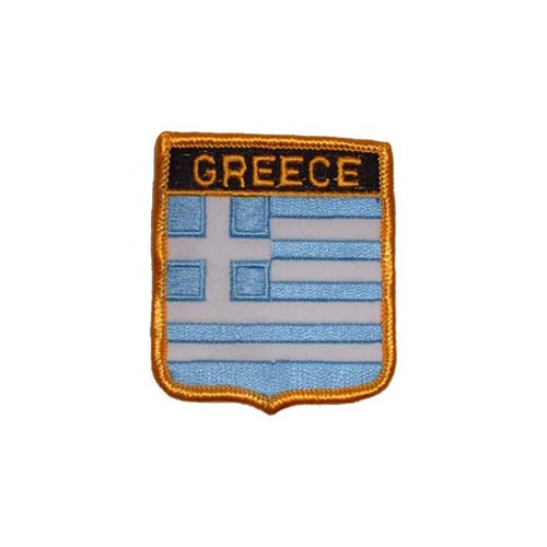 Patch-Greece Shield