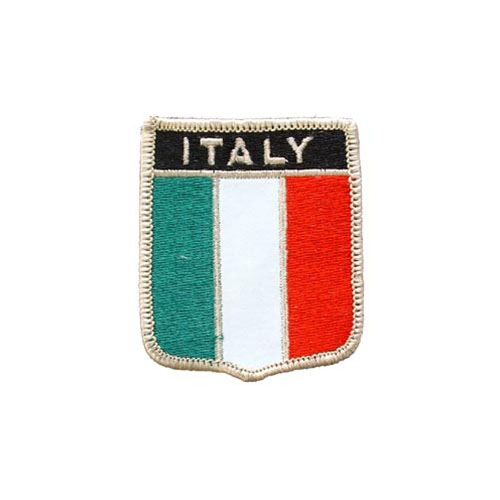 Patch-Italy Shield