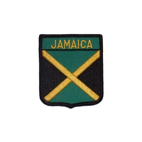Patch-Jamaica Shield