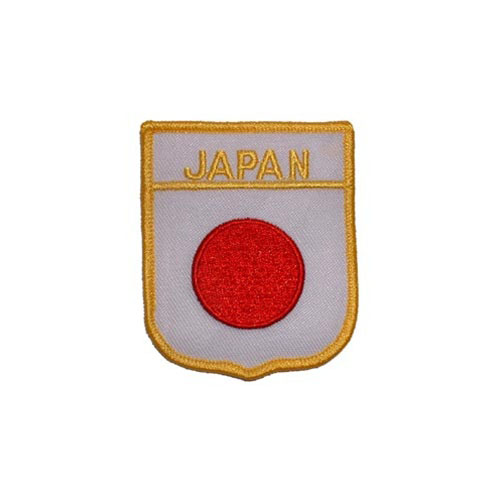 Patch-Japan Shield
