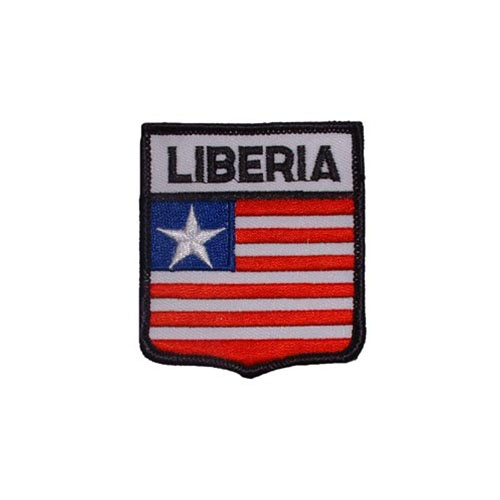 Patch-Liberia Shield