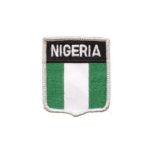 Patch-Nigeria Shield