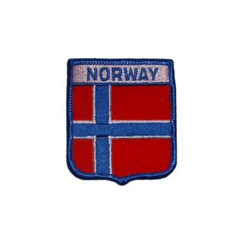 Patch-Norway Shield