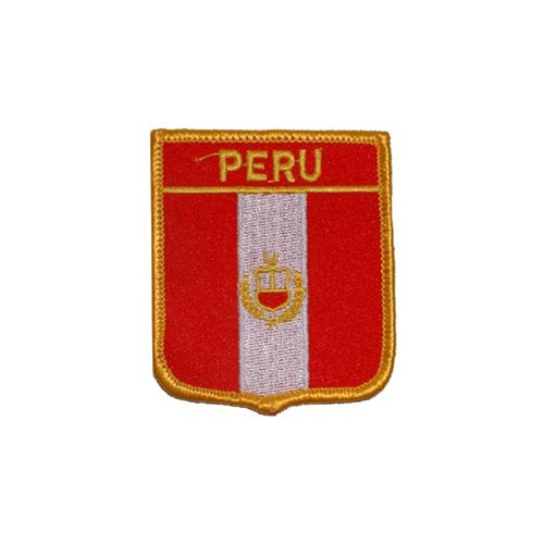 Patch-Peru Shield