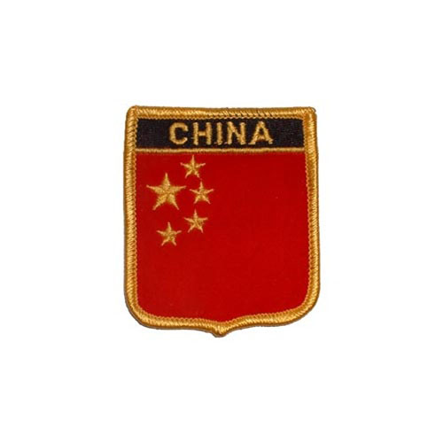Patch-China Shield