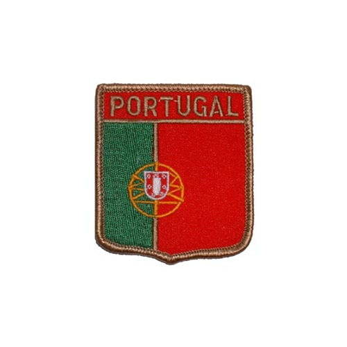 Patch-Portugal Shield