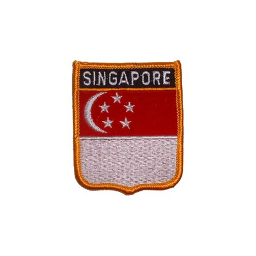 Patch-Singapore Shield