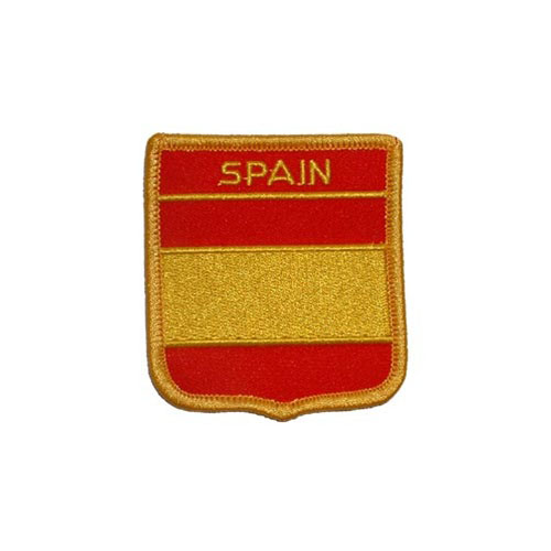 Patch-Spain Shield
