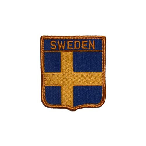 Patch-Sweden Shield