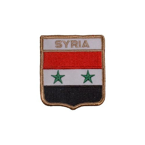 Patch-Syria Shield