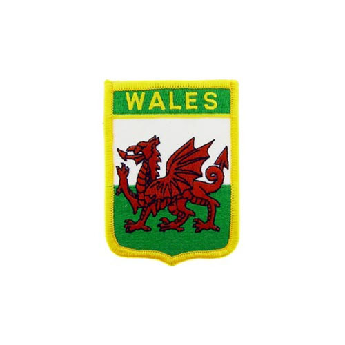 Patch-Wales Shield