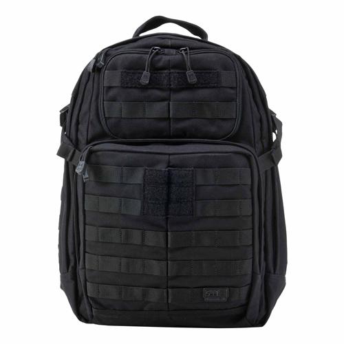 Rush 24 Backpack - Black