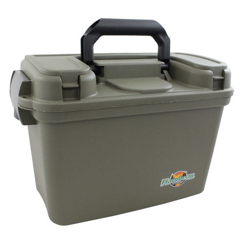 Flambeau Sportsman's Dry Box - 14 Inch - Green