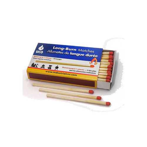 Industrial Revolution MT-LONG-BULK Long Burn Matches