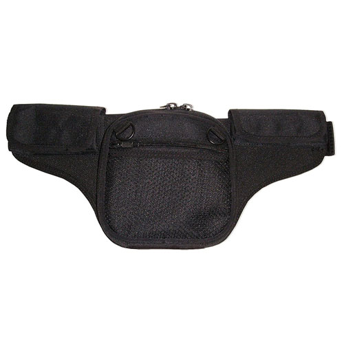 Ka-Bar 2-1490-5 TDI LE Black Cordura Fanny Pack