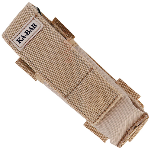 Ka-Bar 3-3052S-0 Polyester Sheath Desert Tan Fits Mule Folders