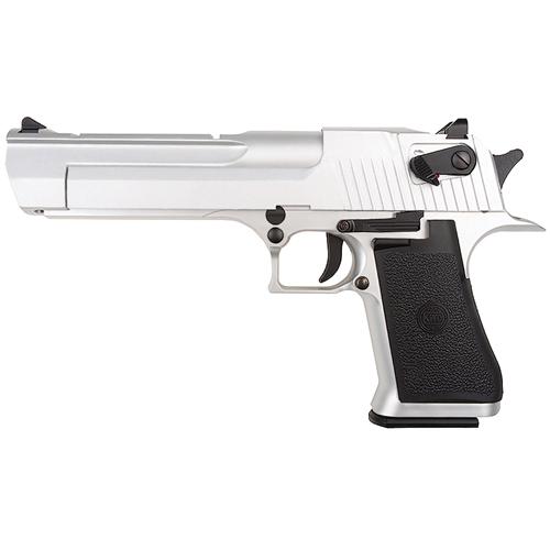 KWC .50 Desert Eagle Style CO2 Blowback Version Silver Pistol