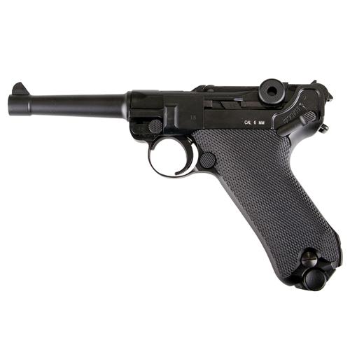 KWC Luger P08 6mm Full Metal Airsoft Gun
