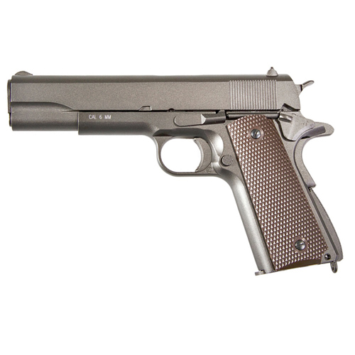 KWC M1911 Full Metal Gas Blow Back CO2 Airsoft Pistol