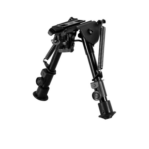 Ncstar Compact Precision Grade Bipod With 3 Adapters