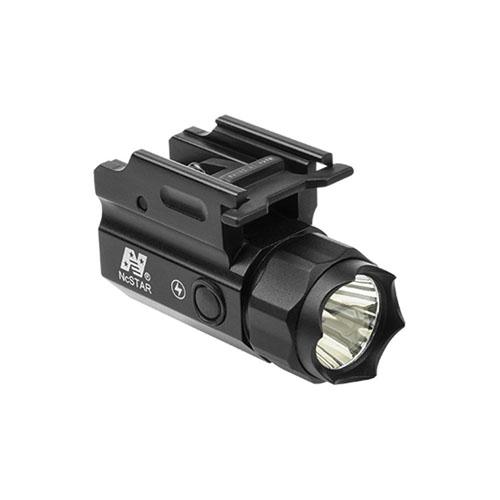 Ncstar 150 Lumen LED Compact Flashlight QR With Strobe