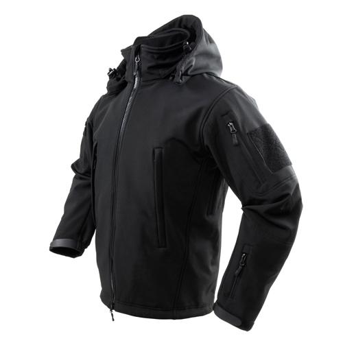 NcStar Delta Zulu Extra Large Black Jacket